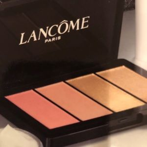 Lancôme blush palette.  New.